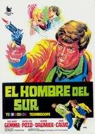 Per pochi dollari ancora - Spanish Movie Poster (xs thumbnail)