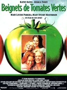 Fried Green Tomatoes - French Movie Poster (xs thumbnail)