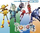Robots - British Movie Poster (xs thumbnail)