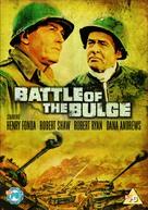 Battle of the Bulge - British DVD cover (xs thumbnail)