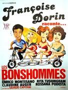 Pane, burro e marmellata - French Movie Poster (xs thumbnail)