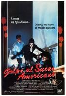 Less Than Zero - Spanish Movie Poster (xs thumbnail)