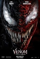 Venom: Let There Be Carnage - Portuguese Movie Poster (xs thumbnail)