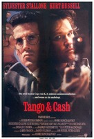Tango And Cash - German Movie Poster (xs thumbnail)