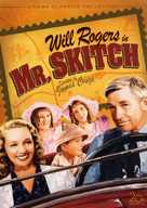 Mr. Skitch - DVD cover (xs thumbnail)