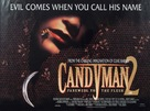 Candyman: Farewell to the Flesh - British Movie Poster (xs thumbnail)