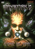 Waxwork II: Lost in Time - German DVD cover (xs thumbnail)
