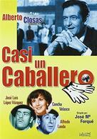 Casi un caballero - Spanish Movie Cover (xs thumbnail)