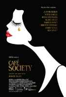 Café Society - Movie Poster (xs thumbnail)