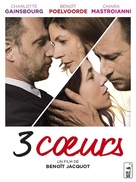 3 coeurs - French Movie Cover (xs thumbnail)