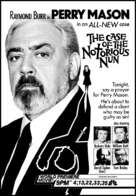 Perry Mason: The Case of the Notorious Nun - poster (xs thumbnail)