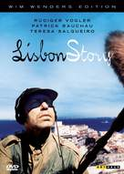 Lisbon Story - German Movie Cover (xs thumbnail)