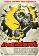 The Incident - German Movie Poster (xs thumbnail)