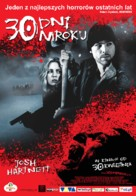 30 Days of Night - Polish Movie Poster (xs thumbnail)