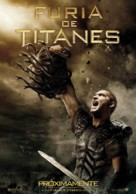 Clash of the Titans - Spanish Movie Poster (xs thumbnail)
