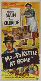 Ma and Pa Kettle at Home - Movie Poster (xs thumbnail)