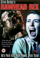 Rawhead Rex - British DVD cover (xs thumbnail)