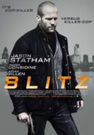 Blitz - Dutch Movie Poster (xs thumbnail)