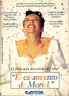 Muriel's Wedding - Argentinian Movie Cover (xs thumbnail)