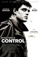 Control - Swedish Movie Poster (xs thumbnail)
