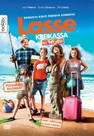 Sune i Grekland - All Inclusive - Finnish DVD cover (xs thumbnail)