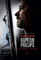 Captain Phillips - Slovenian Movie Poster (xs thumbnail)