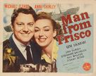 Man from Frisco - Movie Poster (xs thumbnail)