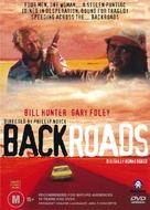 Backroads - Australian DVD movie cover (xs thumbnail)