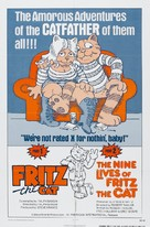 The Nine Lives of Fritz the Cat - Combo poster (xs thumbnail)