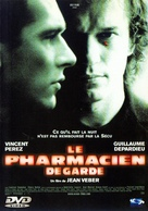 Pharmacien de garde, Le - French DVD cover (xs thumbnail)