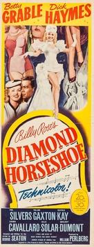 Diamond Horseshoe - Movie Poster (xs thumbnail)