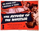 The Return of the Whistler - Movie Poster (xs thumbnail)