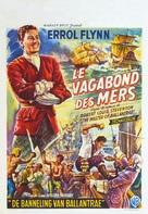 The Master of Ballantrae - Belgian Movie Poster (xs thumbnail)