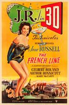 The French Line - Movie Poster (xs thumbnail)