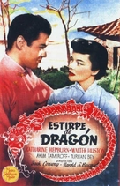 Dragon Seed - Spanish Movie Poster (xs thumbnail)