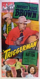 Triggerman - Movie Poster (xs thumbnail)