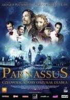 The Imaginarium of Doctor Parnassus - Polish Movie Poster (xs thumbnail)