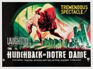 The Hunchback of Notre Dame - British Movie Poster (xs thumbnail)