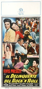 Jailhouse Rock - Italian Movie Poster (xs thumbnail)