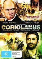 Coriolanus - DVD cover (xs thumbnail)