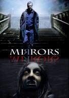 Mirrors - Danish DVD movie cover (xs thumbnail)