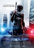 RoboCop - Croatian Movie Poster (xs thumbnail)