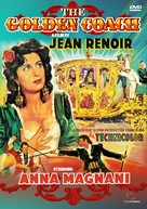 Le carrosse d'or - British Movie Cover (xs thumbnail)