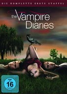 """The Vampire Diaries"" - German DVD movie cover (xs thumbnail)"