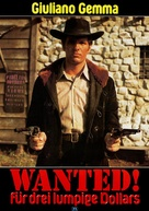 Wanted - German Movie Poster (xs thumbnail)