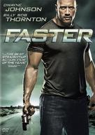 Faster - DVD movie cover (xs thumbnail)