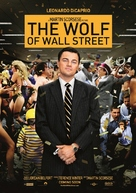 The Wolf of Wall Street - Indian Movie Poster (xs thumbnail)