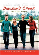"""Dawson's Creek"" - DVD cover (xs thumbnail)"
