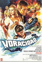 Killer Fish - Spanish Movie Poster (xs thumbnail)