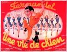 Une vie de chien - French Movie Poster (xs thumbnail)